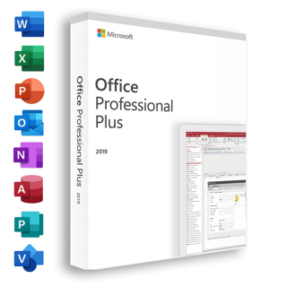 Microsoft Office 2019 Pro Plus
