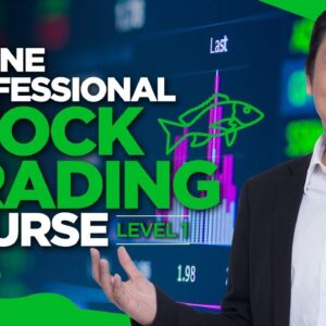 Stock Trading Course by Adam Khoo – Full Course (Level 1 & 2)
