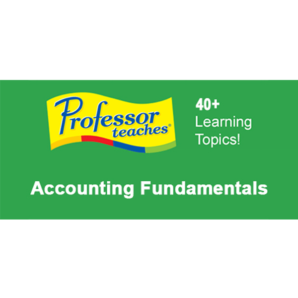 Professor Teaches Accounting Fundamentals 1.1