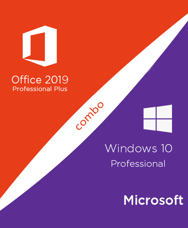 Windows 10 Pro With Office 2019 Pro Plus