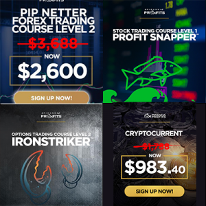 (Piranha Profits) Adam Khoo Trading Courses – 8 Courses (Course Notes + Trading Tools Included)