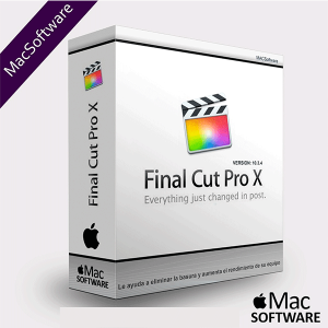 Apple Final Cut Pro 10.5.1